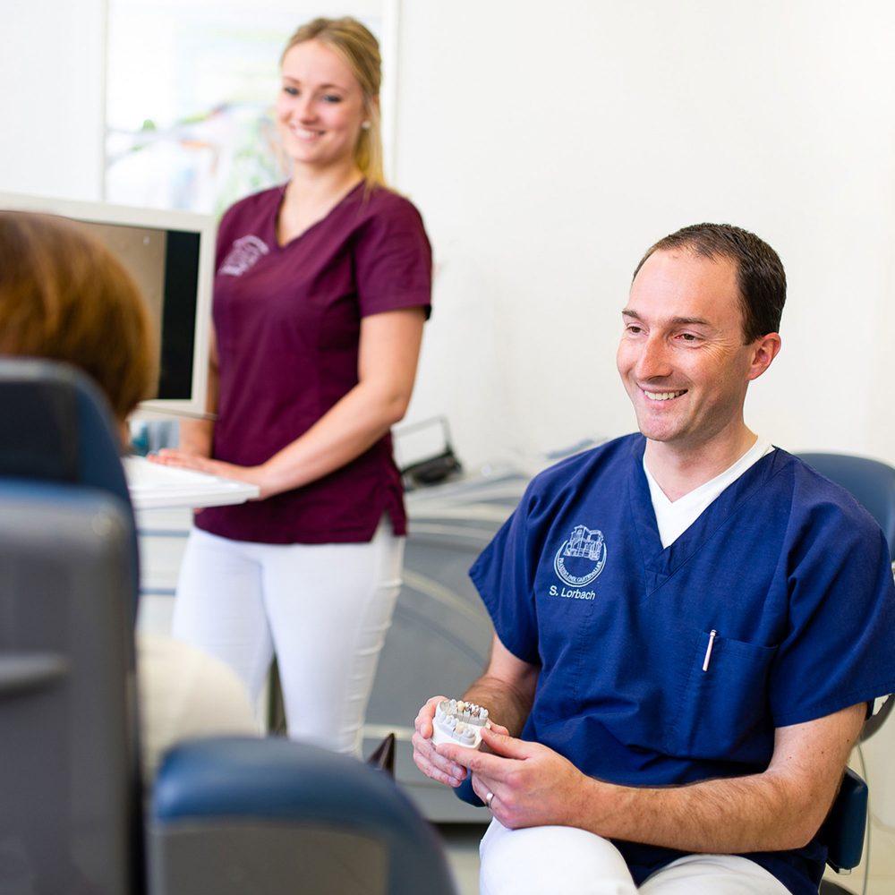 Praxis Gartenallee für MKG-Chirurgie & Oralchirurgie - Fachzahnarzt Dr. Lorbach
