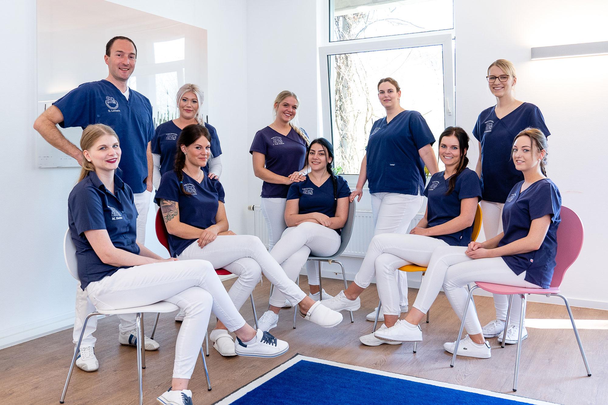 Praxis Gartenallee für MKG-Chirurgie & Oralchirurgie - Team Itzehoe